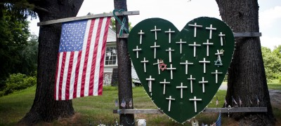 In Arizona and Connecticut, disparate responses to mass shootings
